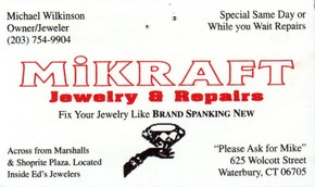 Click to see Mikraft Jewelry & Repair Details